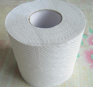 Hot Sale Recycled 1ply/2ply Soft White Toilet Tissue Paper Rolls/Private Label Toilet Paper