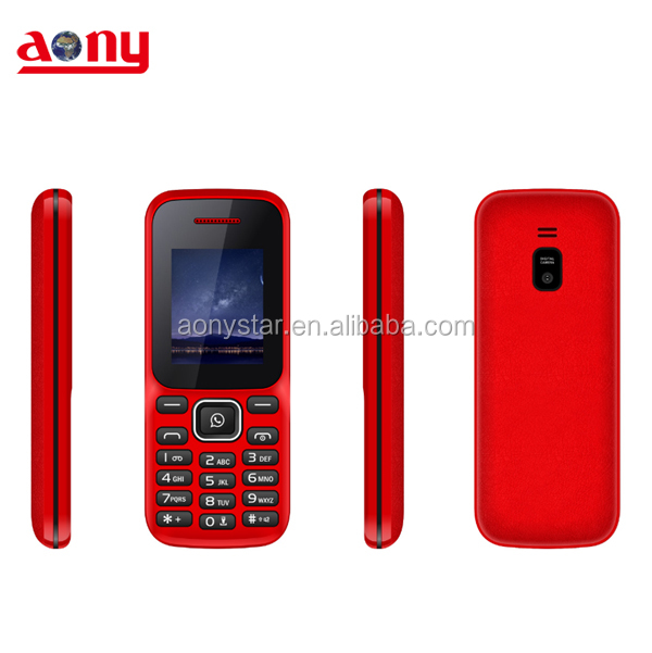 1.77inch low price cell phne 2 sim quad band basic feature phone OEM wholesale mobile phone