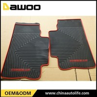 New Design Cute dragon heated car floor mat for children and girls