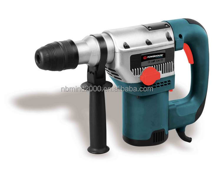 38MM 1050W ELECTRIC ROTARY HAMMER DRILL