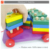 Hot sale intelligent wooden toys trailer for kids