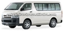 New Toyota Mini Bus, 15 Seater 2.7 LT Petrol Manual - Basic