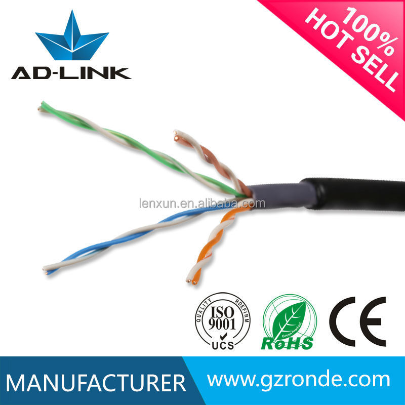 Network cable definition UTP cat 5e outdoor lan cable cat 5