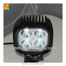 "Hot Sale! 5"" 40W Stainless 10W CREE LED work light SUV Auto flood LED working light [HG-900-40]"