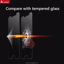 new mobile phone accessories for samsung galaxy A3 2016 anti scratch anti broken plastic screen protector