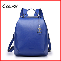 COSSNI Women Real Genuine Leather Backpack Fashion daypack