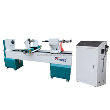 TJ-1530 Good quality lathe cnc woodworking machine for baseball making