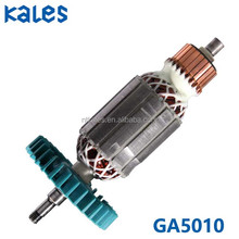 Makita GA5010 angle grinder armature spare part rotor/armature