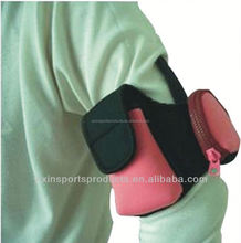 neoprene mobile phone arm case