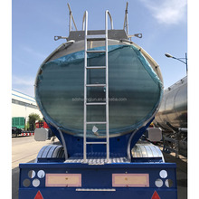 Small two axle fuel tank trailer for sale in Cambodia