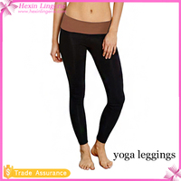 Cheap Price High Quality Black Workout Leggings Soft Leggings
