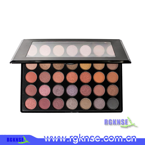 Kiss Beauty Makeup 35 Color Eyeshadow Palette, The Balm Makeup Eye Shadow Palette