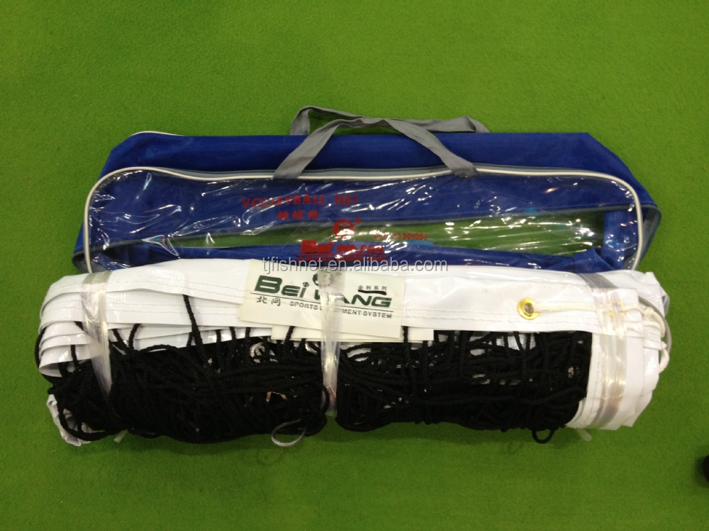 international standard volleyball net,portable volleyball net,movable volleyball net(More than50 years Factory)