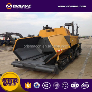 Chinese supplier 4 meters small asphalt paver RP452L