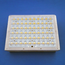 Outdoor retrofit 60W High Lumen Waterproof Aluminium alloy led light module with Lens