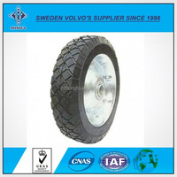 Wheel Barrow Solid Rubber Tire