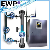 UV disinfection system water treatment