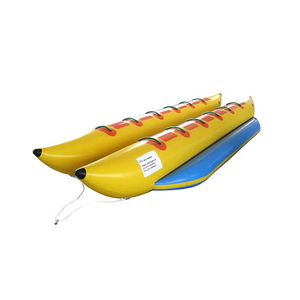 Factory price inflatable fly fish inflatable banana boat for sale