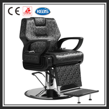 Cheap Hot Sale Bronze Black Barber Chair Hair Salon