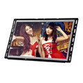 7 inch HD video player for POP retail battery operated support loop play