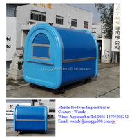 mobile food kiosk catering trailer kitchen accessories, cart pancakes food truck/ trailer/ kiosk/ bus/ van