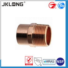 fast delivery copper fitting for plumbing air conditioning, 1/2 inch copper fittings