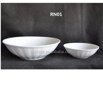 "porcelain 9""embossed fruit bowl"