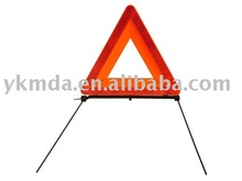 2014 new design safety warning triangle with cheap price and high quality from mingda manufacturers