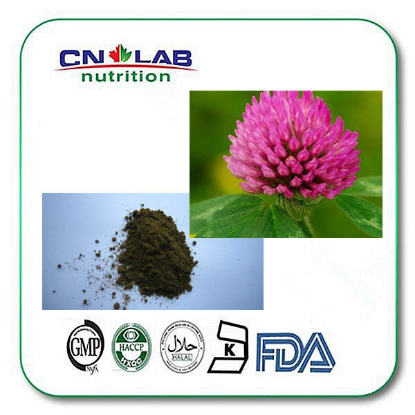 Active Ingredient Isoflavones from Dry Red Clover Flower Extract