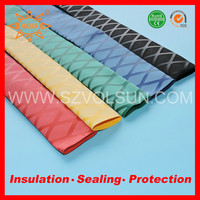 ROHS Compliant 30mm Colorful Fishing Rod Cover