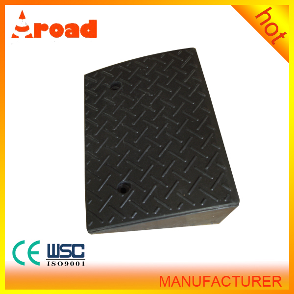 factory direcly rubber road ramp for car, bicycle,wheelchair