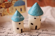 Resin furnishing articles wedding gifts crafts gift birthday gift Household decoration Love the sea mini house