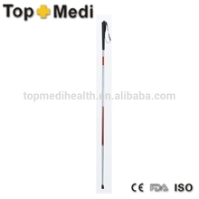 TWA936L Folding Aluminum Blind Cane Stick Walking Aids For Blind