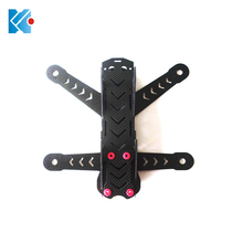 H4 680 four axis folding carbon fiber frame for drones
