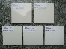 Matt Finish And Nano Finish Super White Polished Tile