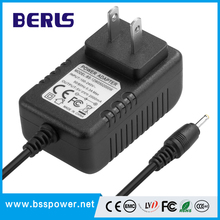 reliable high quality wall power supply 12 volt 1.5 amp adapter ac dc