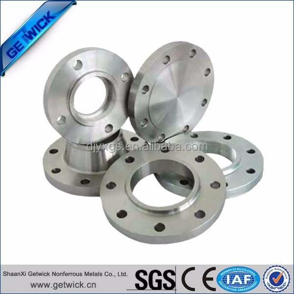pure WN Titanium flange for hot sale made in china