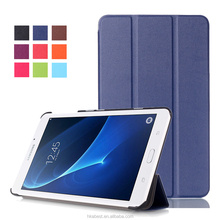 "PU Leather Foldable Stand Cover case For Samsung Tab A 7inch T280 tablet PC, Flip folio cases cover for tablet 7"" 8"" 9.7"" 10.1"""