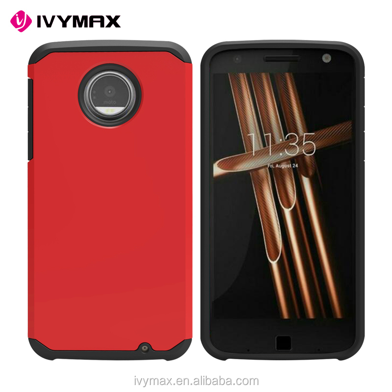 IVYMAX manufacture hot selling verizon carrier hard phone cover slim armor case for motorola z force