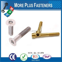 Taiwan Stainless Steel 18-8 Copper Brass Aluminum Brass Titanium M6 Bolt Green M7 Titanium Bolt Racing Titanium Bolt Motorcycle