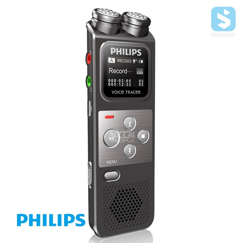 PHILIPS VTR 6900 8GB 4GB Digital voice recorder edic-mini with Mp3 for Meeting
