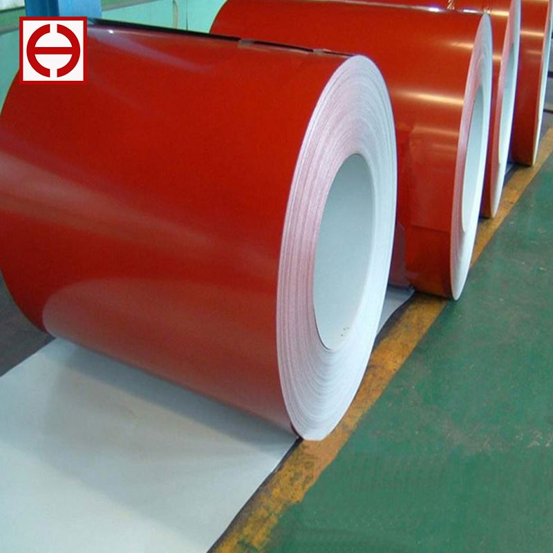 Trade assurance 0.14mm ppgi galvanized steel coil