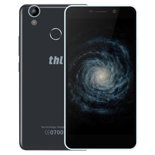 2016 new arrival 360 Degrees Fingerprint Identification 4G THL T9 smartphone 5.5 inch Android 6.0 MT6737 Quad Core mobile phone
