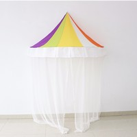 Easy folding hang mosquito net baby tent