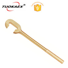 China supplier Valve wrench c type non sparking tools