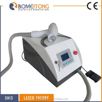 2015 Fast selling pigmentation q switched laser tattoo removal machine cost for sale
