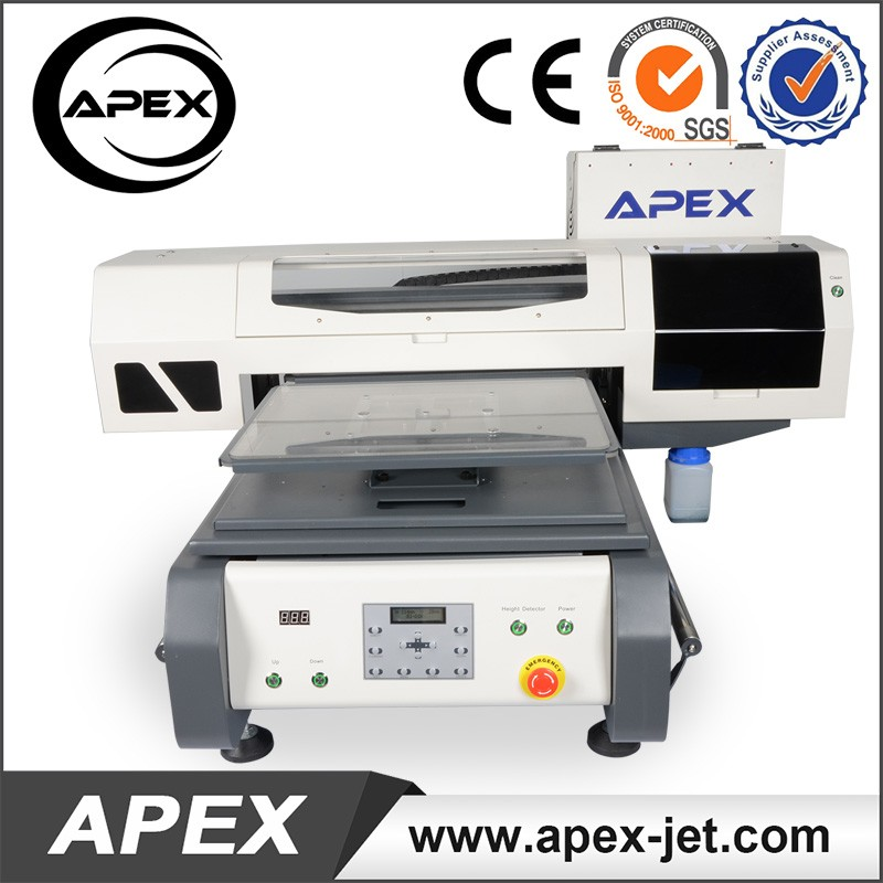Apex inkjet digital digital flatbed 3d t-shirt printer