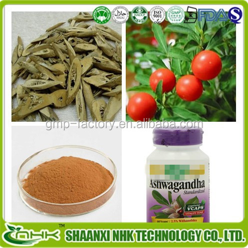 Ashwagandha root extract 5% withanolides