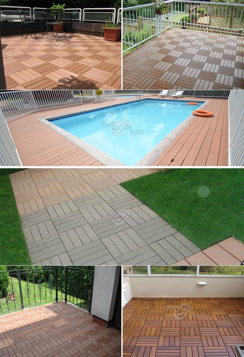 Wpc decking exporter wpc panel for fence wpc for Wpc decking