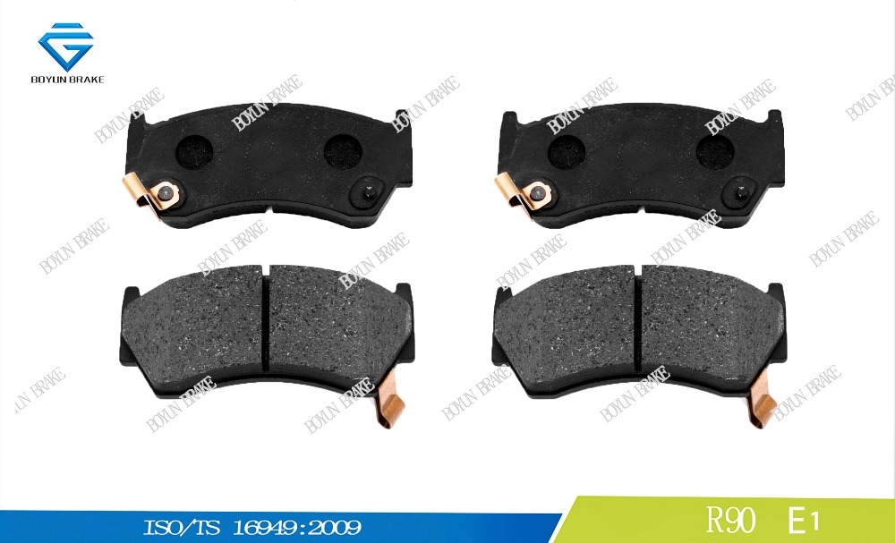HI-Q car brake pad D668 410601N060 GDB3180